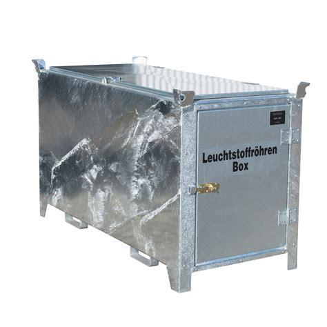 Stahl Verzinkt Lackieren by Leuchtstoffr 246 Hren Box Aus Stahl Lackiert Oder Verzinkt