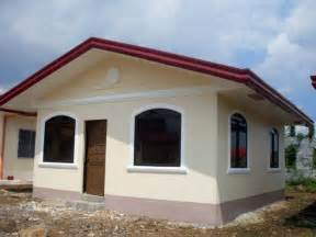 Low Cost Home Building by Affordable House For Sale At Elenita Heights Davao