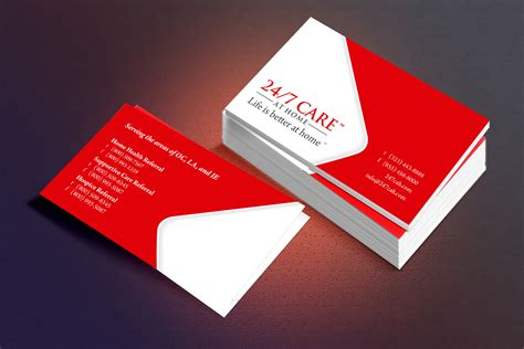 health care business card templates home healthcare business business card design outdoor
