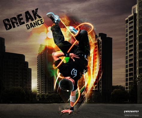 imagenes abstractas hip hop breakdance movimientos