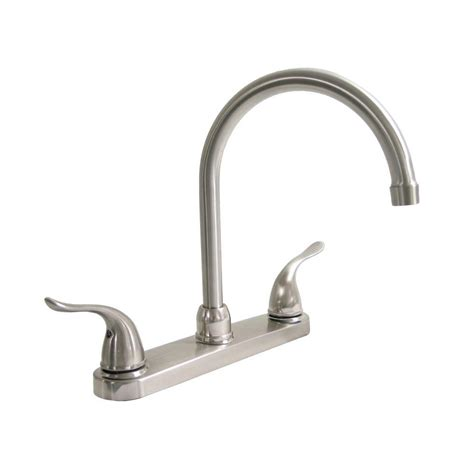 kitchen faucets online kissler co dominion 2 handle standard kitchen faucet in