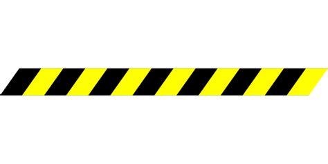 border warning hazard  vector graphic  pixabay
