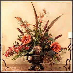 How To Arrange Artificial Flowers In A Large Vase by Large Artificial Flower Arrangements For Best Centerpieces