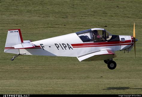Pipa Jet Photo F Pipa Cn 1814 Jodel D112 By Kurt Greul Photoid