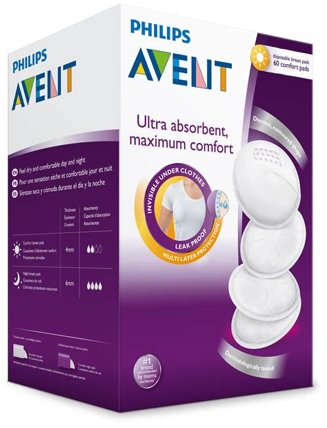 Breast Pad Avent philips avent day disposable breast pads 60