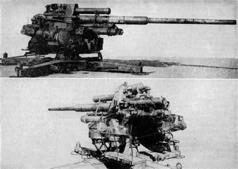 Anti Air world war ii field artillery and artillery
