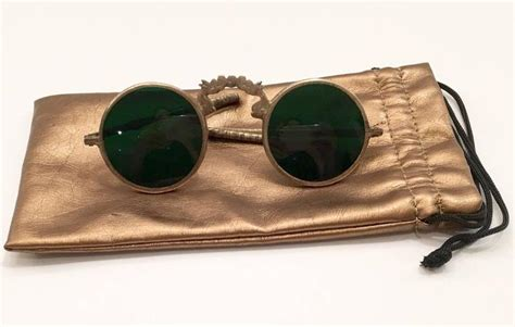 Softcase Motif Iring One Pair Iphonesamsungxiaomioppovivo 19th century brass steunk folding sunglasses at 1stdibs