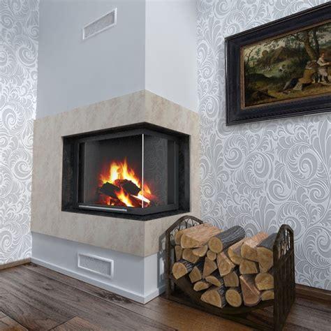 Fireplace 3d Model fireplace corner 3d model max obj 3ds fbx mtl cgtrader