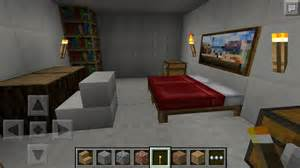 minecraft pe bedroom ideas photos and
