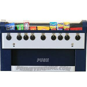 Countertop Soda by Tabletop Snack Machine Food Chip Vending