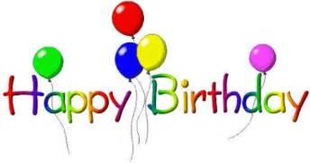 free birthday clip art happy birthday happy and birthdays