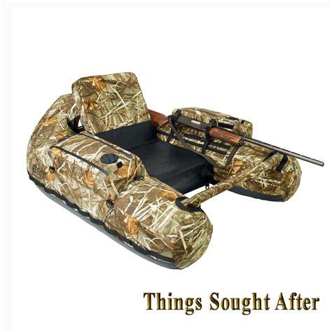 duck hunting belly boat marshland float tube decoy bag for duck goose hunting