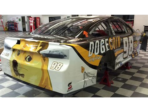 Doge Meme Car - the doge meme is heading to nascar this is not a joke