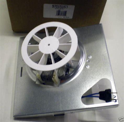 broan fan motor assembly 97015163 broan fan and motor for 99080521 678 fan light ebay