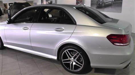 7g Show Me mercedes e class e220 bluetec amg edition 4dr
