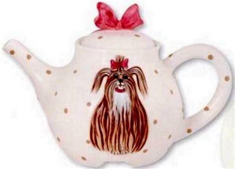 teapot yorkie the yorkie terrier teapot s w a k ebay
