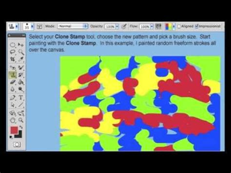photoshop patterns install cs5 how to use the adobe photoshop cs5 pattern st tool