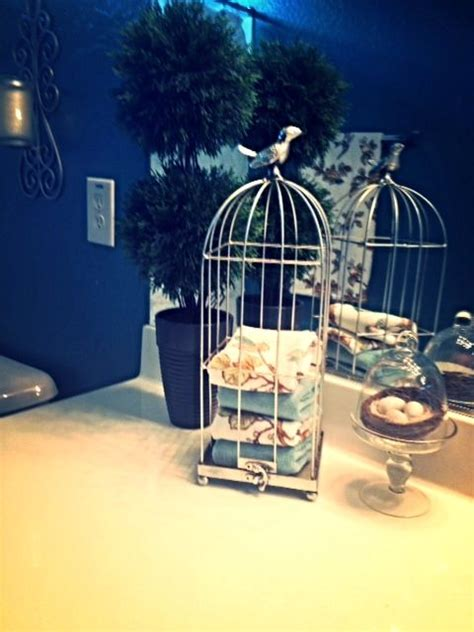 bird themed home decor bathroom counter decor bird themed cute for the home