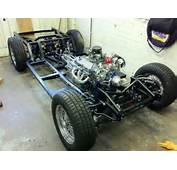 Building Our AC Cobra 289 LeMan &187 Rolling Chassis Complete