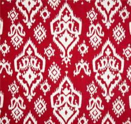 Home Decor Designer Fabric Southwest Ikat Home Decor Fabric By The Yard By
