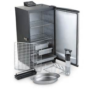 masterbuilt 174 30 quot digital stainless steel electric smoker