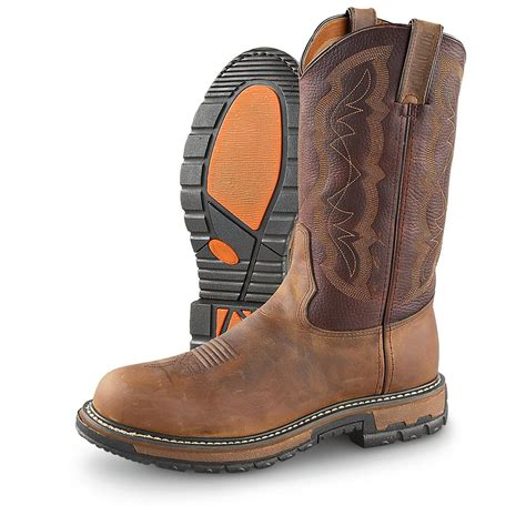 road boots s road wolf side zip boots brown 162012