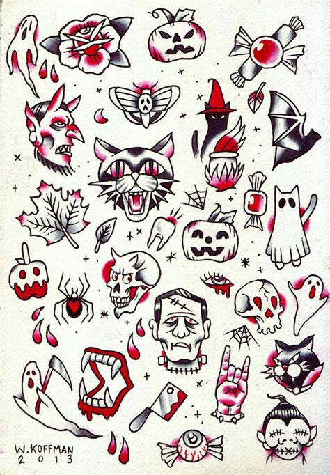 cute halloween tattoos 255 best sticknpoke images on ideas