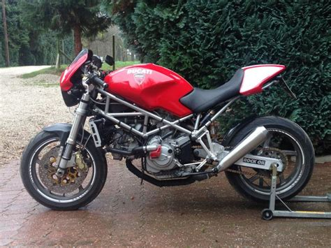 Ducati St4 Motorrad Umbau by Umbau Umstylen S4 Optik Und Zubeh 246 R Monstercafe