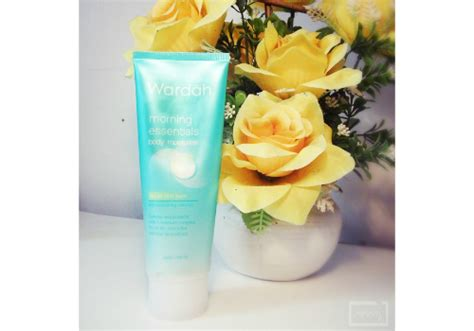 Morning Essential Moisturizer wardah morning essentials moisturizer yukcoba in
