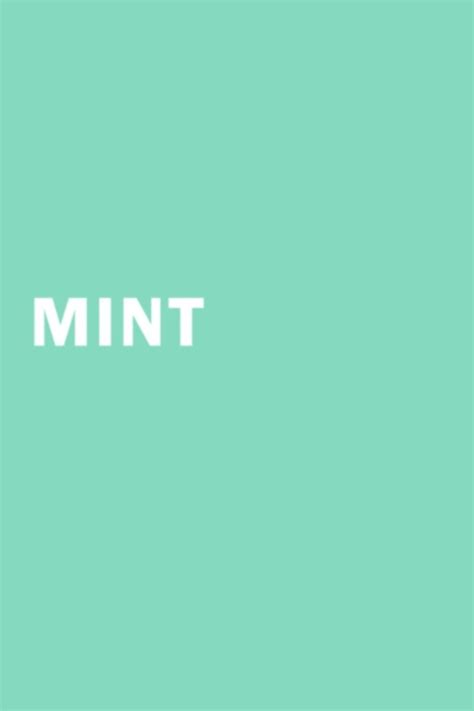 mint green color color inspiration making a mint tobi fairley