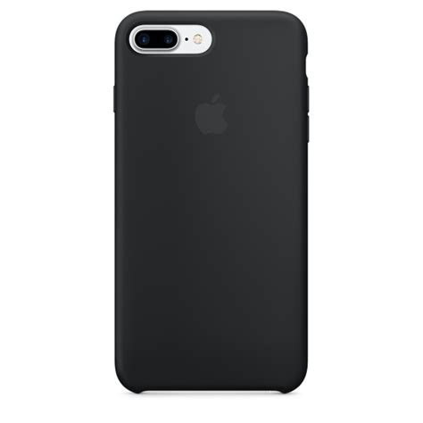 silicon iphone 7 7 plus iphone 7 plus silicone black apple