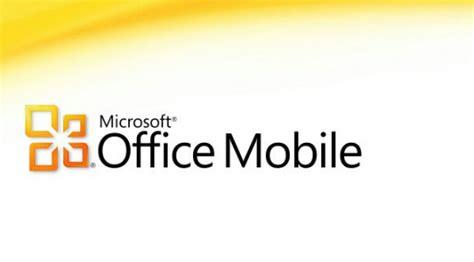 Microsoft Office Word Mobile Microsoft Office Mobile L App Della Settimana Di Mobileos
