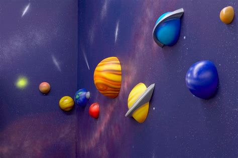 solar system room decor 3d wall solar system eclectic decor vancouver by fable bedworks