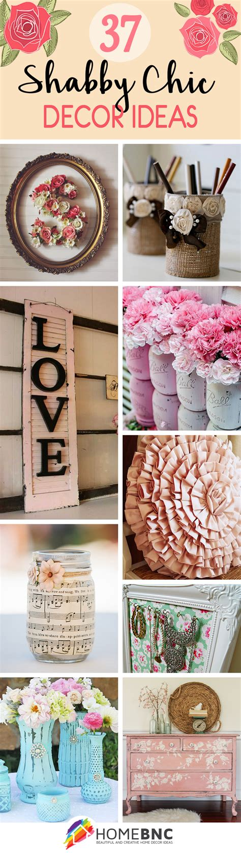 37 best diy shabby chic decoration ideas and designs for 2018