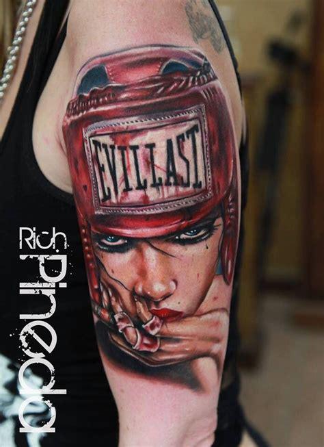 jenna tattoo designs arm boxer tattoos arm
