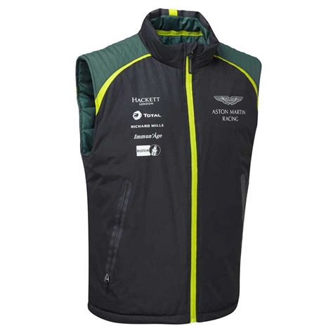 aston martin racing team aston martin racing team vest am7412