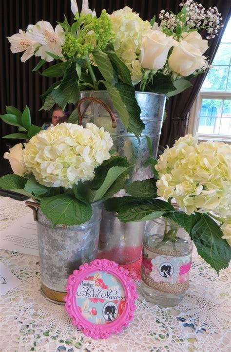 jar centerpieces for bridal shower sugar spice event design shabby chic southern bridal shower event planning design