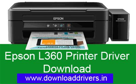 Printer Epson L360 Bhinneka epson l360 printer driver for windows and mac