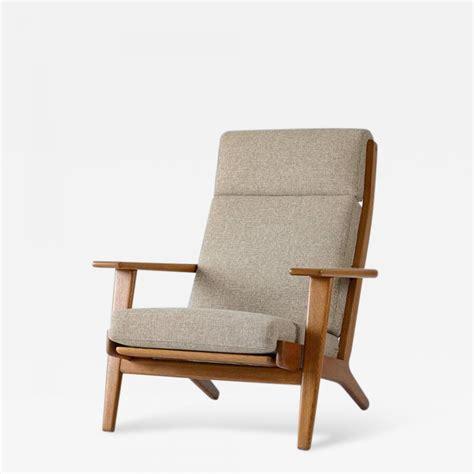 Hans Wegner Lounge Chair by Hans Wegner Hans Wegner Ge 290 High Back Lounge Chair