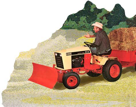 garden tractors for garden tractors
