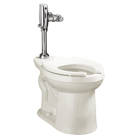 right width flowise elongated flushometer toilet