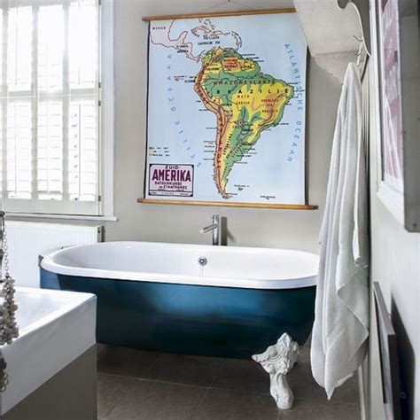 eclectic bathrooms 15 eclectic bathrooms with a splash of delightful blue