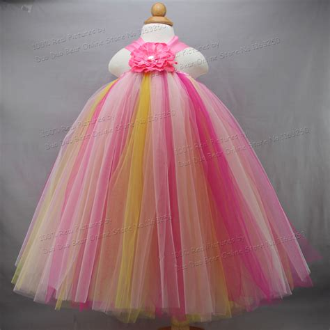 Princes Gown Tutu Dress Baby 8 Thn Code A3 color rainbow infant tutu dresses baby princess clothes 1 year baby
