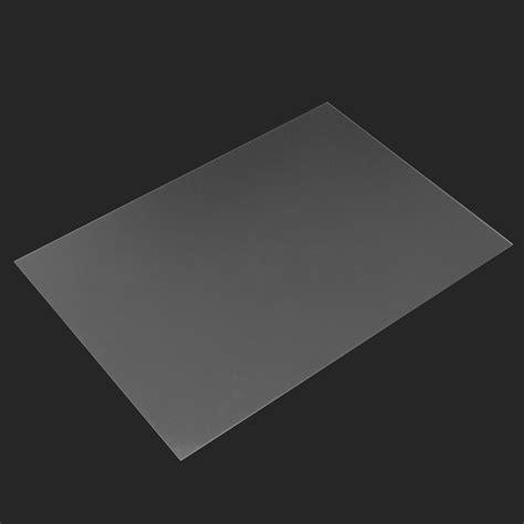 Acrylic 8mm 2 8mm thickness 420x594mm acrylic sheet plastic panel