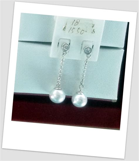 anting mutiara emas 0071 south sea pearl necklace price