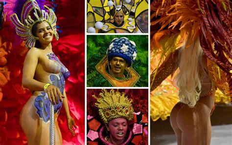 con samba y fiestas en las calles comienza el carnaval de