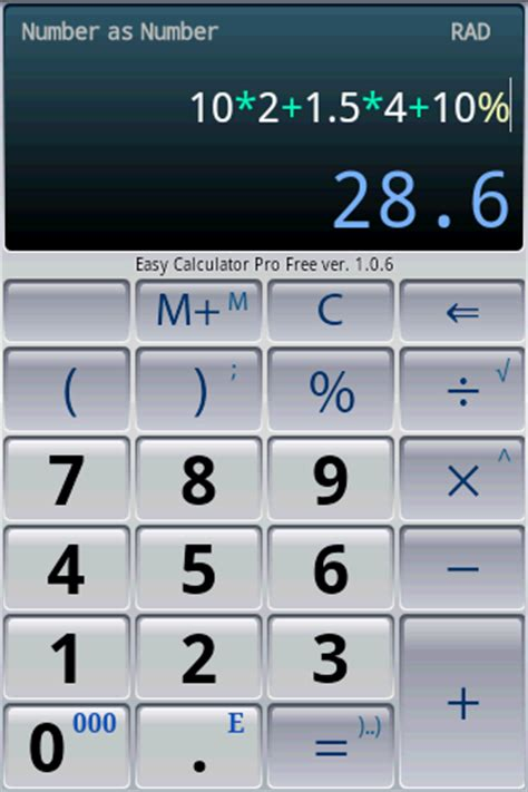 calculator pro apk easy calculator pro apk download for android