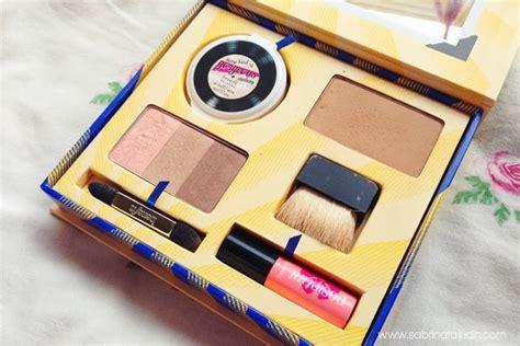 Makeup Benefit Malaysia benefit cabana glama makeup kit sabrina tajudin