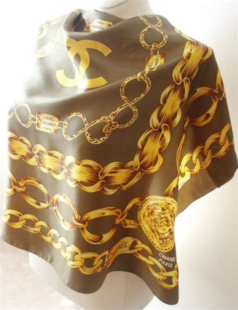 1000 ideas about chanel scarf on chanel tote