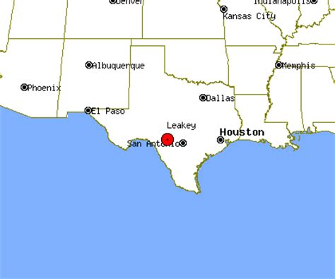 leakey texas map leakey profile leakey tx population crime map
